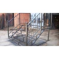 Металлические пожарные лестницы  Лестницы металлические