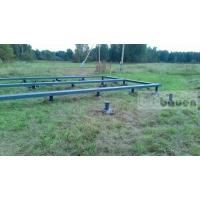 Винтовые сваи (диаметр 89 мм, длина 3,5 метра)