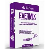 Наливной пол финишный Evermix