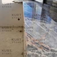 Подоконники из мрамора от Kurt Stone Арт-мастерская по камню Kurt Stone