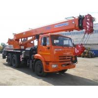 Автокран КамАЗ КС-55713-1К