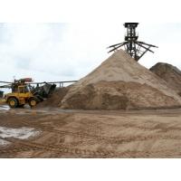 Песок строительный. Доставка