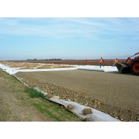 Геотекстиль (дорнит) 300, 500 для строительства дорог в Сочи