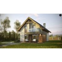Проекты каменных домов Ультра Эс Z500
