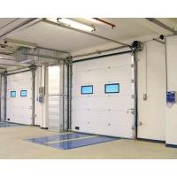 секционные ворота DoorHan ISD01