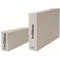 Блоки газобетонные для перегородок СтройКомплект Высота 250 мм и 500 мм Длина 600 мм