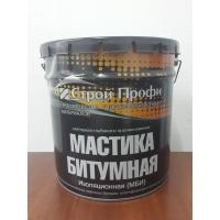 Битумная мастика Строй Профи