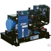 Дизельная электростанция SDMO T12KM