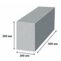 Газобетонные блоки (плотность D 700)
