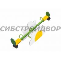 """Качалка-балансир """"Ромашка"""" ИО.06.05"""