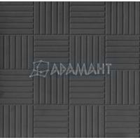 """Тротуарная плитка """"Паркет"""" (300x300x30), производитель Адамант"""