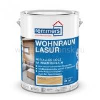 Лазурь на основе воска и масла для стен в  помывочных, душевых Remmers Wonraum Lasur