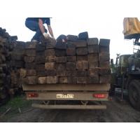 Деревянные шпалы новые и бу с доставкой