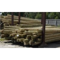 Опоры ЛЭП деревянные от производителя