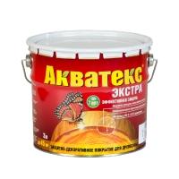 Акватекс-Экстра деревозащитное средство 3 л