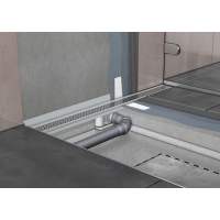 Душевой канал ACO ShowerDrain C, 685 мм, низкий сифон