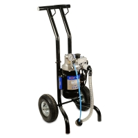 окрасочный агрегат безвоздушного распыления краски HYVST SPX 1250-310