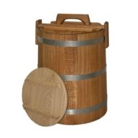 Кадка дубовая 20 литров