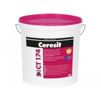 Силикон-силикатная штукатурка «камешковая» Ceresit CT 174 25кг
