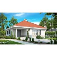 Проект дома Z141