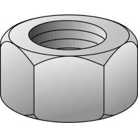 Гайка шестигранная M10 оцинк HILTI