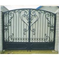 Кованные ворота, калитки