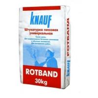 Штукатурка гипсовая универсальная KNAUF КНАУФ-Ротбанд