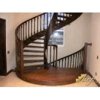 Деревянные лестницы любой сложности, под заказ