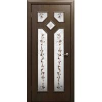 Дверь межкомнатная шпон Дверона Палермо 5