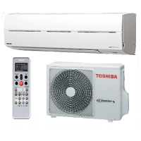 Инвенторные кондиционеры Toshiba серии SKV