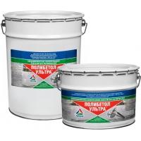 Полиуретановая эмаль для бетонных полов без запаха (глянцевая) -  Полибетол-Ультра