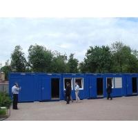 Офис мобильный из контейнеров  12м х 2,4м х2,6(2,9)м,