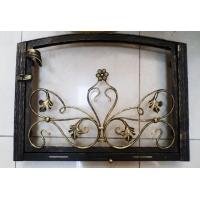 Дверца для камина с декором Все для общепита
