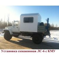 Лаборатория исследования скважин ЛКИ АИС-1 на базе ГАЗ 33081Са
