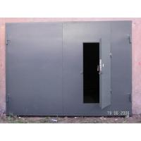 Ворота гаражные Кондр
