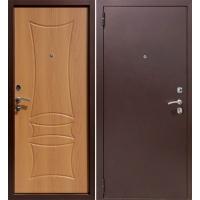 Входная металлическая дверь Gardian (миланский орех)