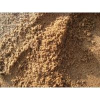 Песок для отсыпки в участков