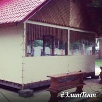 Прозрачные шторы для Домов, Беседок, Веранд
