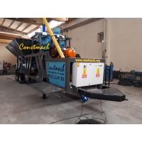 Мобильный мини бетонный завод Constmach Machinery Mobicom-30 (30 м3/час)