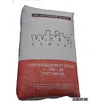 Цемент Щуровский цементный завод белый ПЦБ-1-500-Д0, CEM 52,5N мешок 50 кг, скидки от тонны