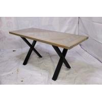 Стол в стиле КАНТРИ из массива Сибирской Лиственницы