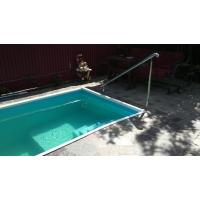 Бассейн из полипропилена 2х6х1.5 м тощ.с. 8 мм дно 5 мм