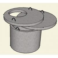 Кольцо бетонное 1000*900 КС-10-9  оптом с доставкой