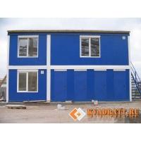 Модульное здание ООО Энергика БКМ
