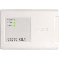 Контроллер двухпроводной линии связи С2000-КДЛ