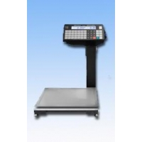 Электронные весы с печатью этикеток Масса-К ВПМ-Ф