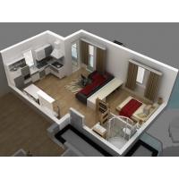 Апартаменты люкс класса 1+1,2+1,3+1,4+1. ЛЮКС АПАРТАМЕНТЫ Квартиры