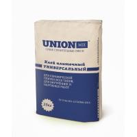 Клей плиточный UNION-MIX Универсальный