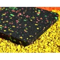 Покрытие из резиновой крошки АНТ Микс 15% Плотность 1100 толщина
