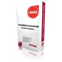 М150 смесь универсальная штукатурно-кладочная Lismix